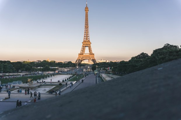 What If We Blog - Eiffel Tower - Aug 9