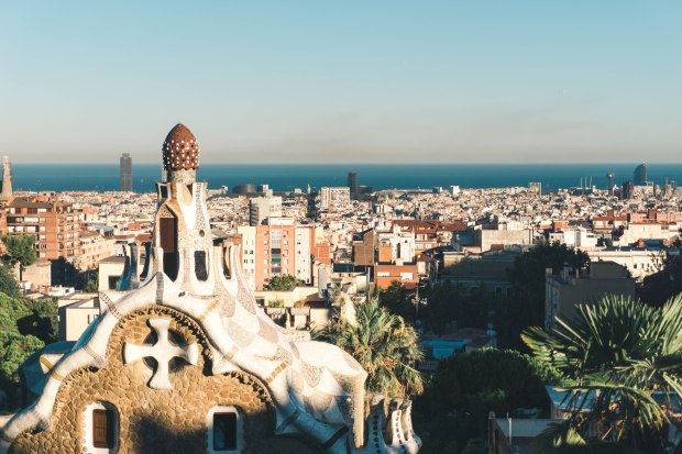 What If We Blog - Park Guell - Aug 24