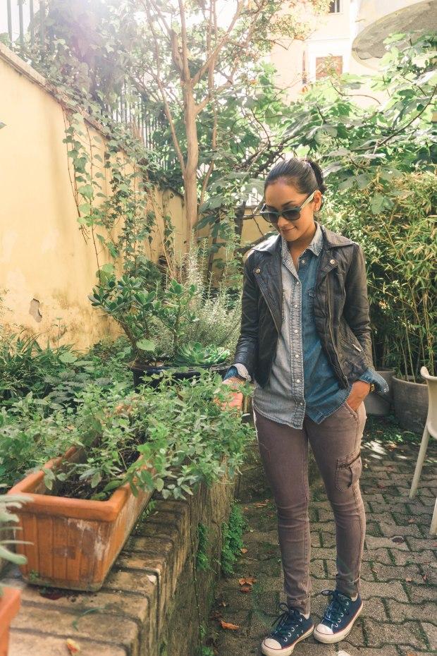 The Beehive Rome Garden