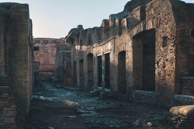 Ostia Antica Warehouses