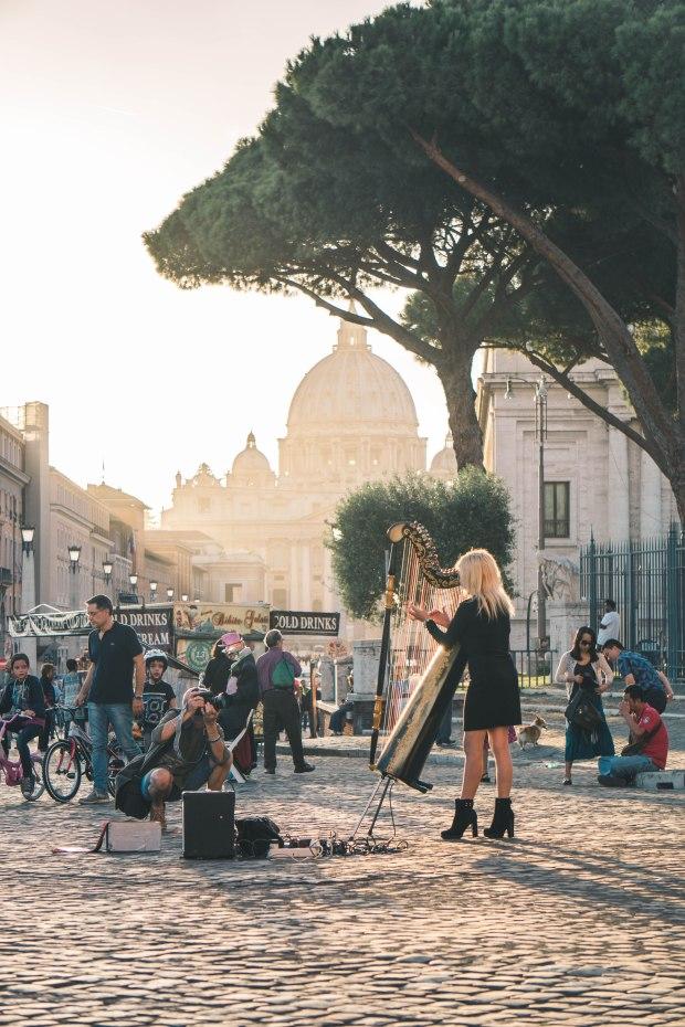 What If We Blog - Vatican City - Oct 2