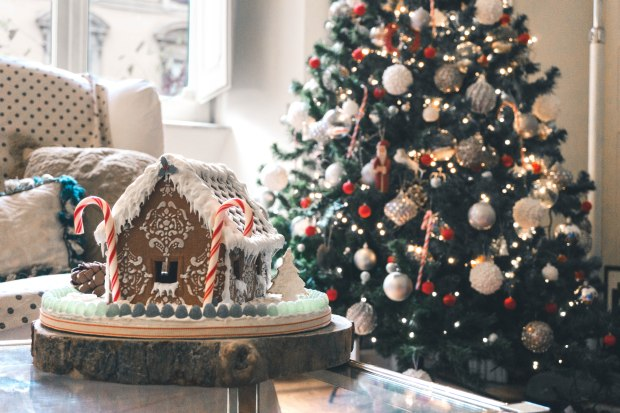 What If We - Ginger Bread House - Dec 20