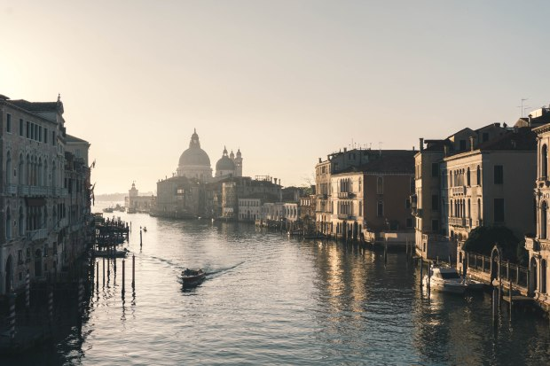 What If We Blog - Venice Bridge - April 16