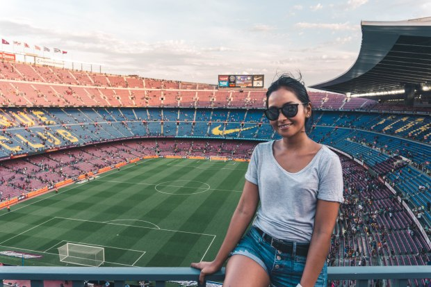 What If We Blog - Barcelona Football - Aug 20