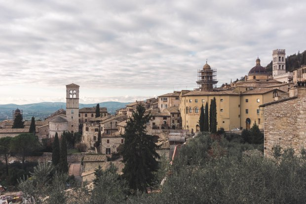 city of assisi